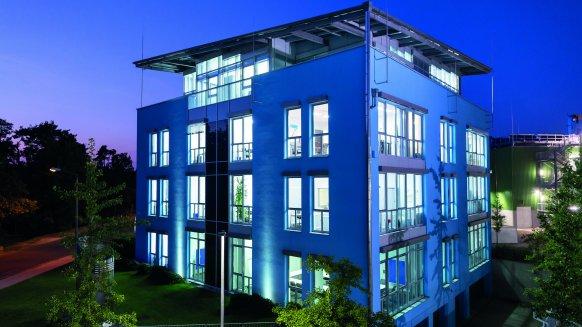 Verwaltungsgebäude von Bionorica