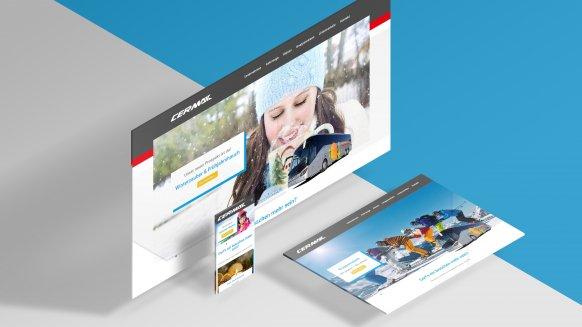 Grasenhiller relauncht die Webseite von Cermak Reisen