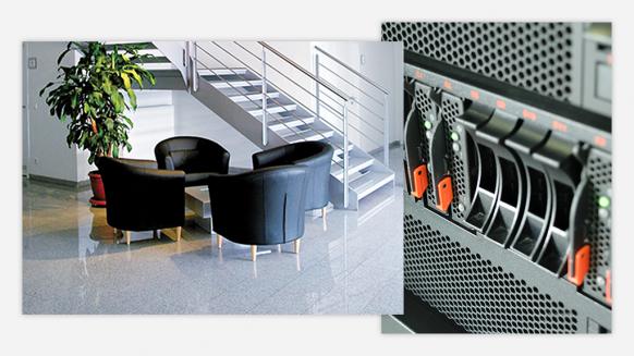 EDV Umstellung für die Haubner GmbH