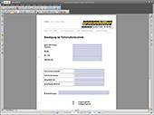 PDF-Formulare ausfüllen und speichern