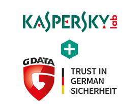 Kaspersky Lab und GData
