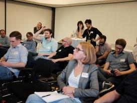 WebDay im Innovationszentrum bei Max Bögl