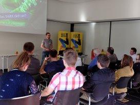 Begrüßung und Vorstellungsrunde durch Manuel Guttenberger