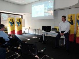 Dr. Schreyer über Digitalisierung und Industrie 4.0 bei Max Bögl - Fragen und Antworten