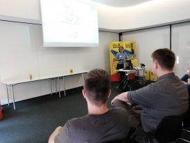 Cliff Hoffer über die Digitalisierung seines Handwerksbetriebs mittels Web-App