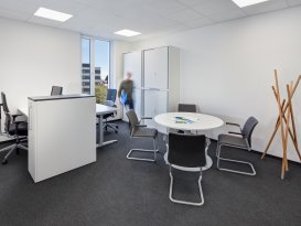 Büroeinrichtung Arbeitsplätze