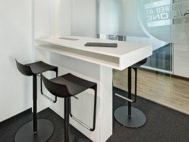 Einrichtung von Büros