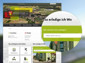 Homepage der Gemeinde Winkelhaid