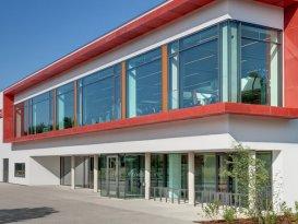 Gebäude Fitnessstudio Götz