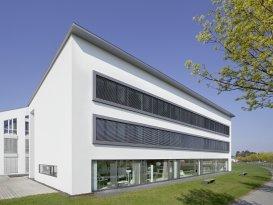 Gebäude der Grasenhiller GmbH