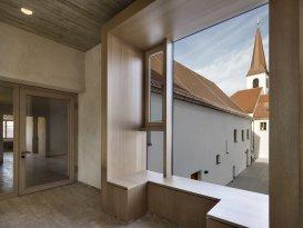 Möblierung Kloster St. Josef, Neumarkt i. d. OPf.