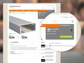 Drupal Onlineshop von Tanja Meier