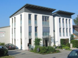 Gebäude der Ohning Innenausbau GmbH
