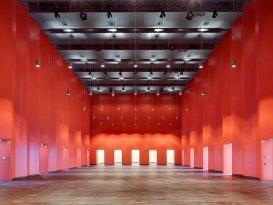 Halle gefertigt von Ohning Innenausbau GmbH