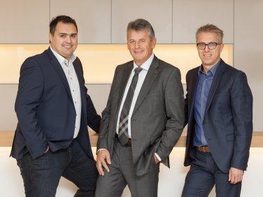 Führungsteam Grasenhiller GmbH
