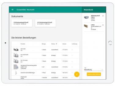 WaWi App – Digitalisierung in Handwerksbetrieben