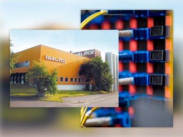 Sitz der BSK & Lakufol Kunststoffe GmbH und Netzwerk Hub
