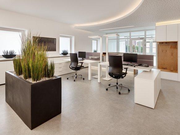 Inneneinrichtung der Wich Vertriebs GmbH