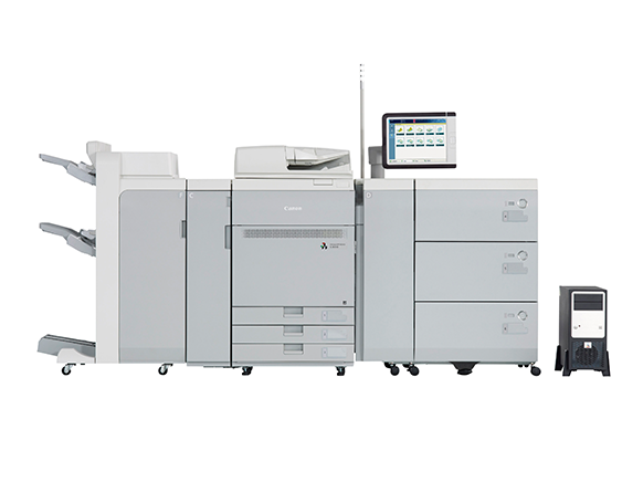 Digitaler Produktionsdrucker imagePress C800