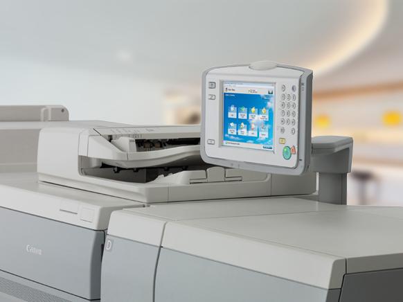 Digitaler Produktionsdrucker imagePress C800
