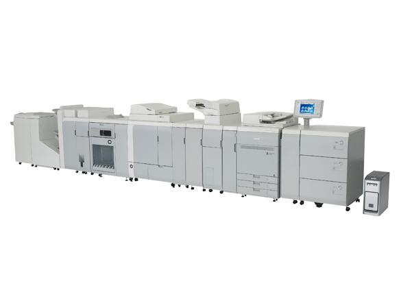Digitaler Produktionsdrucker imagePress C800 Volle Konfiguration