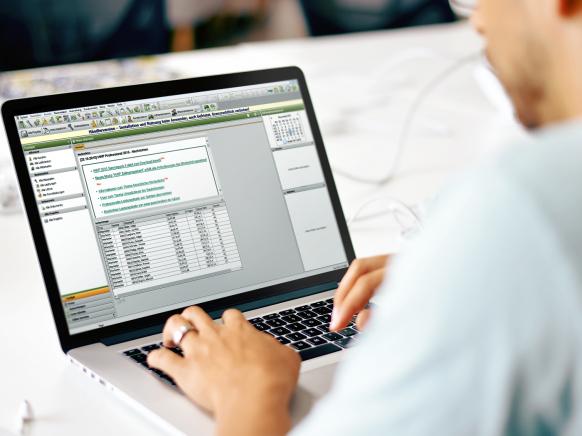 Workshops und Schulungen für Sage HWP und Primus SQL