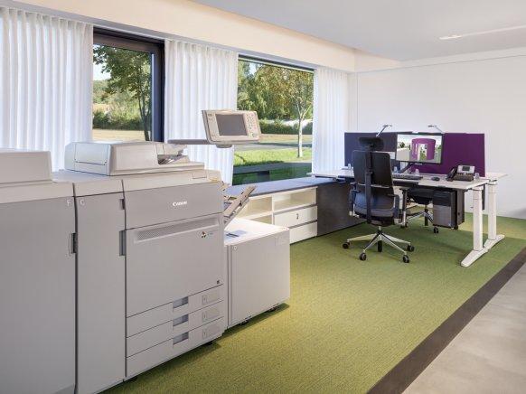 ImagePress und PC Arbeitsplatz