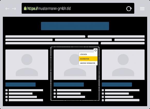 Drupal CMS ermöglicht einfache Inhaltspflege