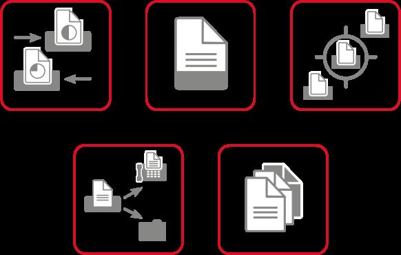 KyoEasyprint Funktionen