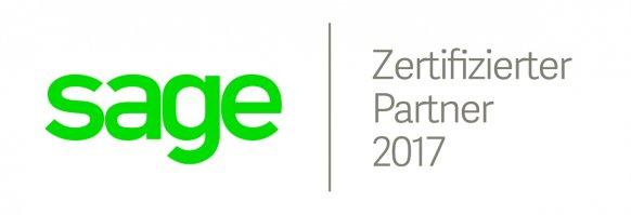 Sage Zertifizierter Partner 2017