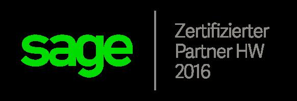 Sage Zertifizierter Partner 2016