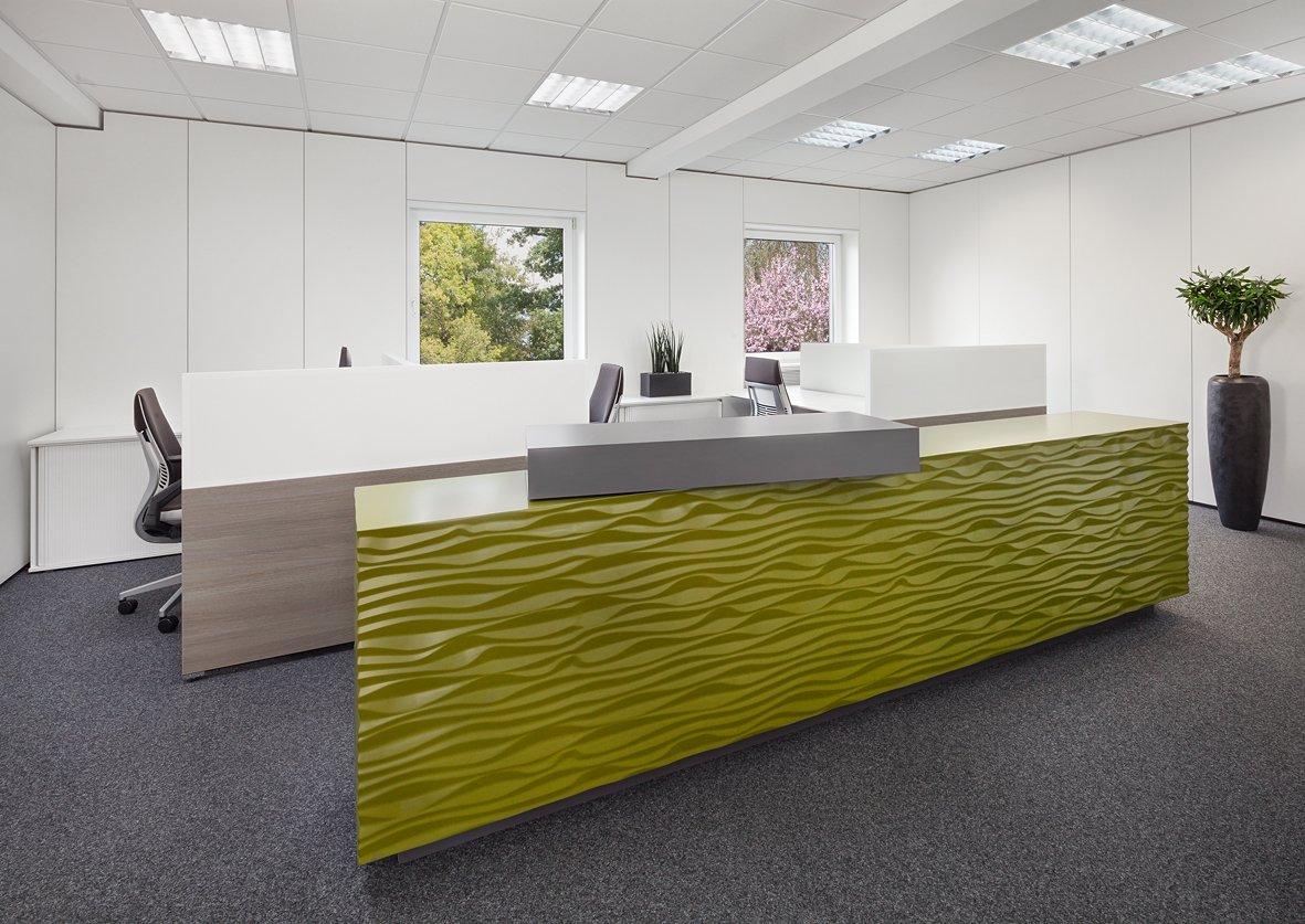 Möbel für Empfangsbereich, Wartezimmer oder Lobby.