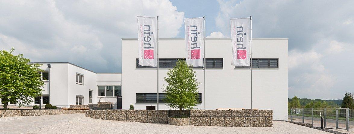 Gebäude der Hein Verpackungen GmbH