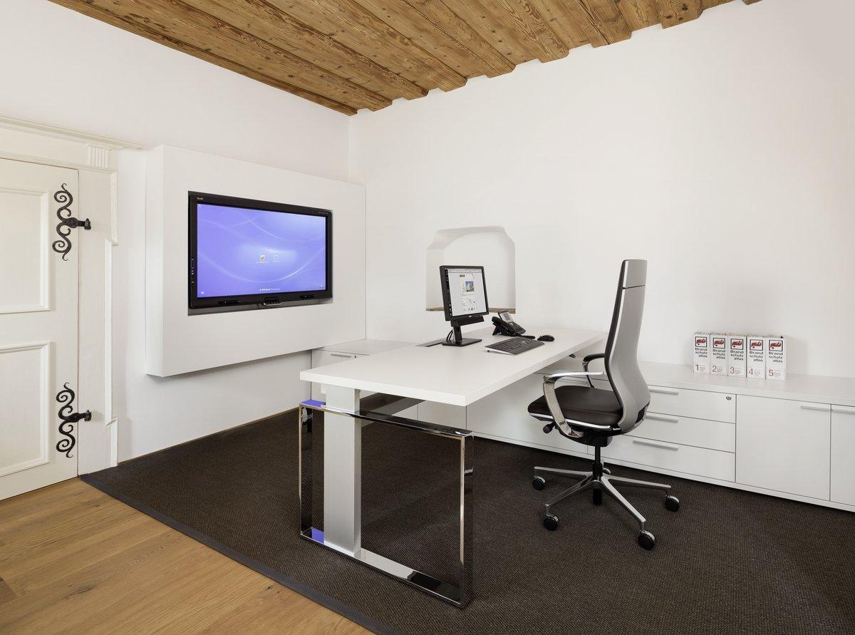 Inneneinrichtung der Wert Immobilien GmbH