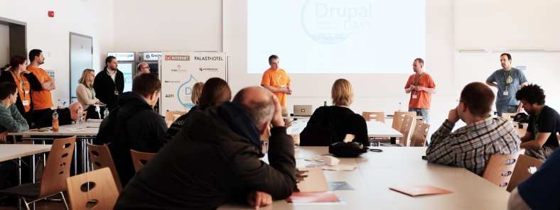 Drupal Business & Community Days 2016 in Heidelberg