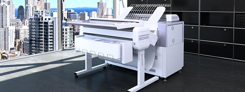 ROWE VarioFold Compact Faltmaschine