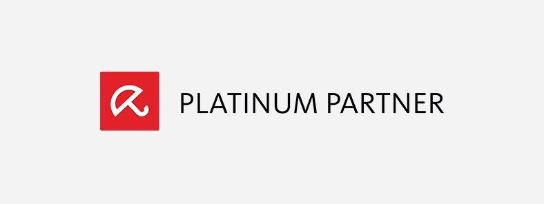 Certified Platinum Partner bei Avira