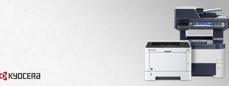 Leasing Kyocera Drucker oder Kyocera Multifunktionsgeräte