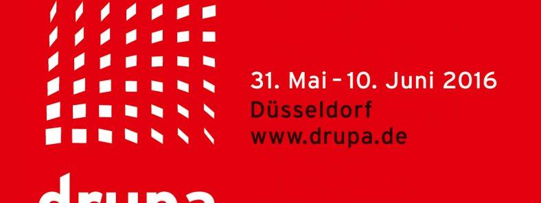 drupa 2016 - kostenlose Messeticket