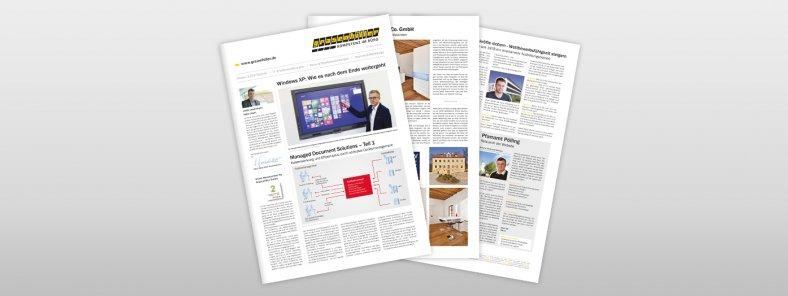 Grasenhiller Zeitung Juni 2014