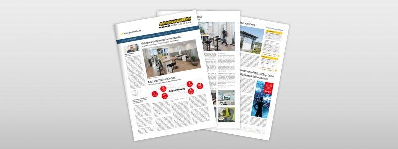 Ausgabe 06/2015 Grasenhiller Zeitung