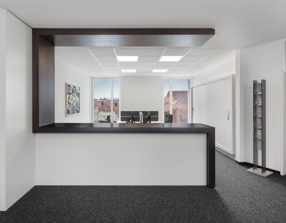 Büroräume der Notare Dr. Christian Mickisch und Dr. Jörn Heinemann aus Neumarkt