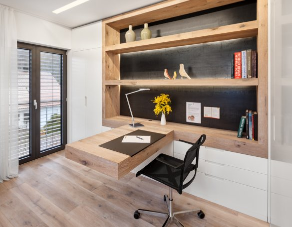 Büroeinrichtung Home Office