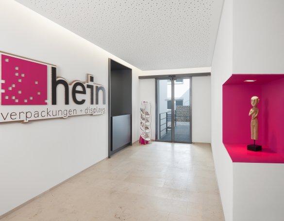 Inneneinrichtung der Hein Verpackungen GmbH