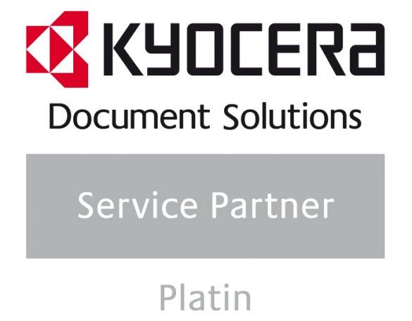 KYOCERA Service Partner Platin