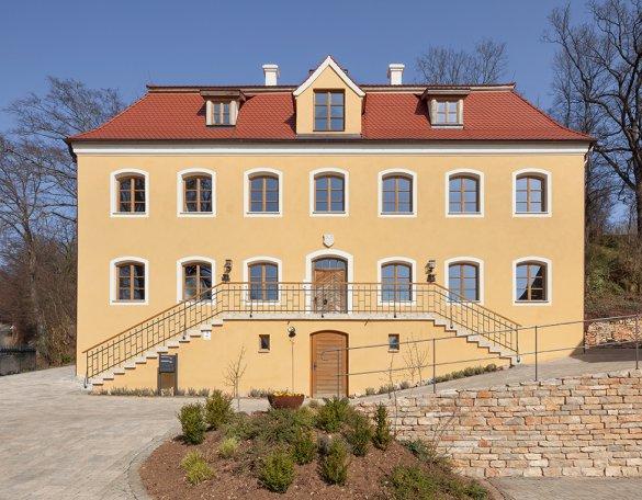 Gebäude der Wert Immobilien Gmbh