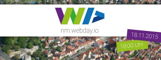 3. Webday Neumarkt Banner