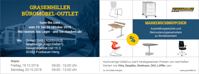 Büromöbel-Outlet
