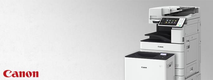 Leasing Canon Drucker oder Canon Multifunktionsgeräte