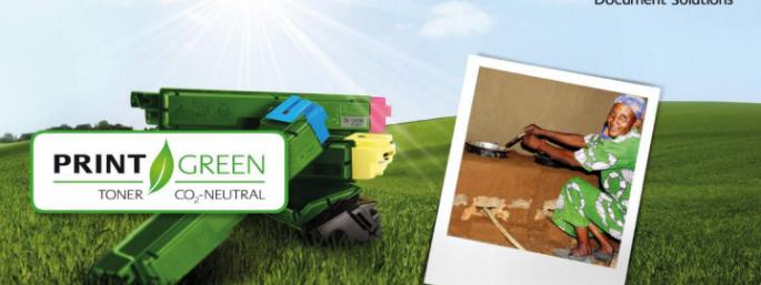 Kyocera Print Green